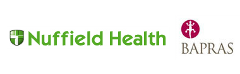 nuffield health and Bapras